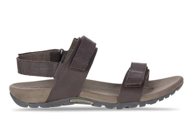 Explore the outdoors endlessly with the Sandpur BackStrap sandal. Merrell have designed this sandal to...