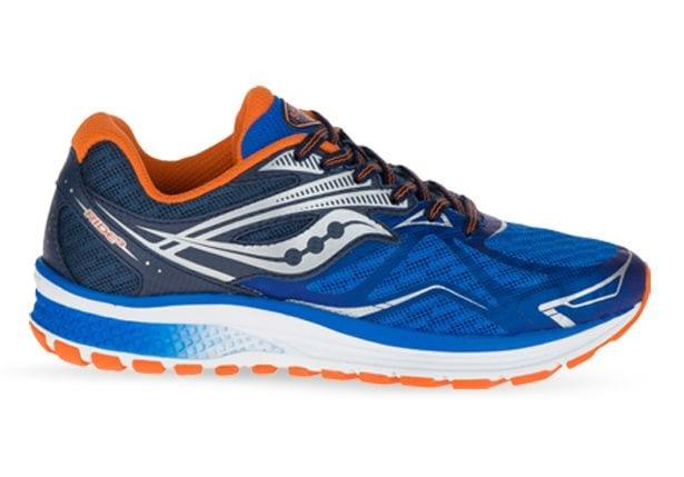 The Saucony Ride 9 are fit for kids who require a shoe with stability features to help maintain foot...