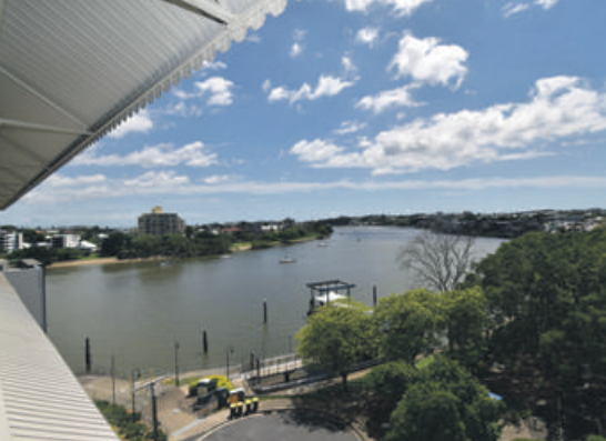 Top Floor Unit with Stunning River Views.   Inspect: Saturday 23rd January & 6th February...