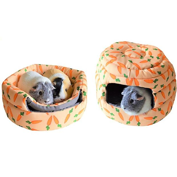 Rosewood Beehive Bed 2 In 1 Each Pet: Small Pet Category: Small Animal Supplies  Size: 0.3kg  Rich...