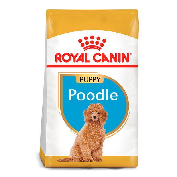 Royal Canin Poodle Junior Dry Dog Food 3kg Pet: Dog Category: Dog Supplies  Size: 3kg  Rich...