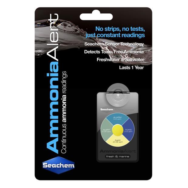 Seachem Ammonia Alert 24 Each Pet: Fish Category: Fish Supplies  Size: 0kg  Rich Description: Suitable...