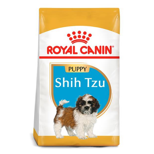 Royal Canin Shih Tzu Junior Dry Dog Food 1.5kg Pet: Dog Category: Dog Supplies  Size: 1.5kg  Rich...