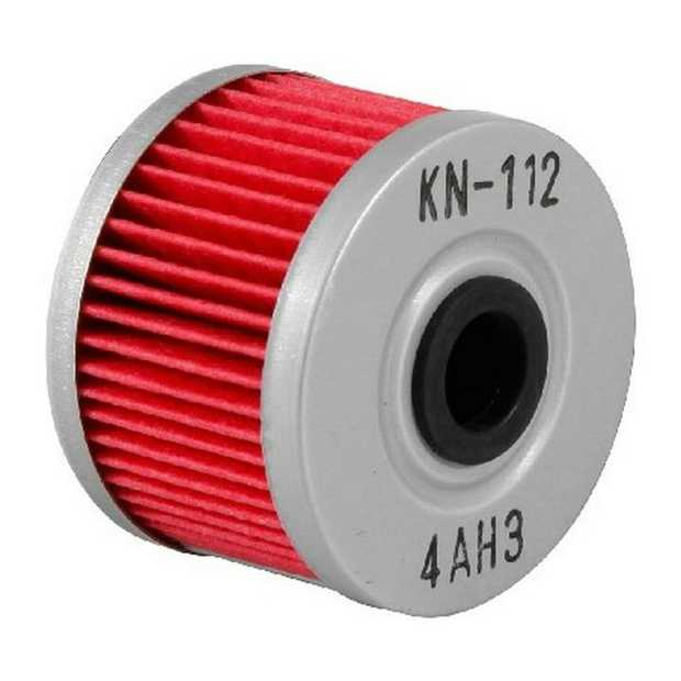 K&N; Powersports Cartridge Oil Filters are designed to satisfy the needs of racers and engine builders...