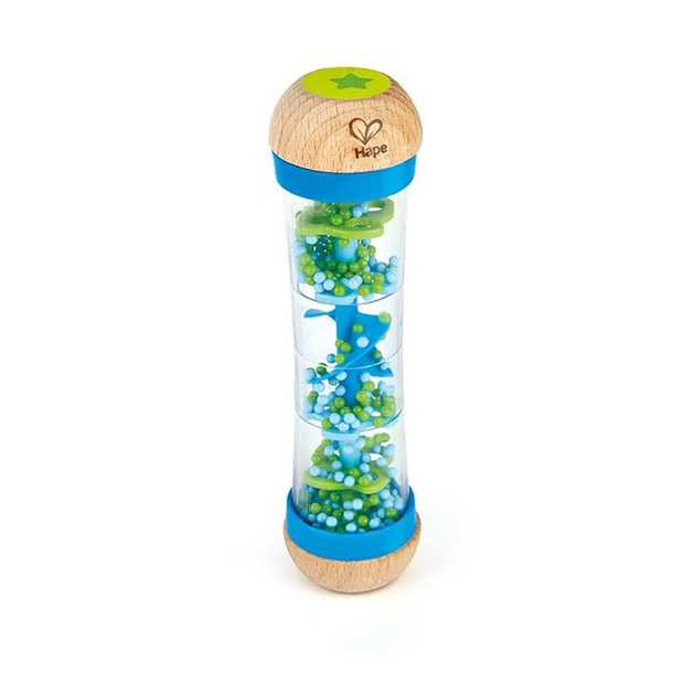 Turn this rain maker over and stimulate senses with vibrant trickling beads and soothing...