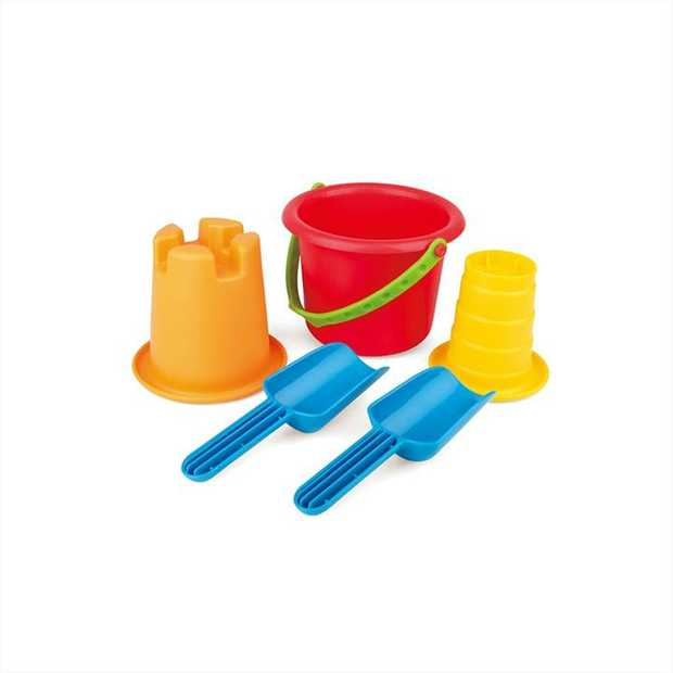 This 5-in-1 Beach Set has everything a child needs to enjoy hours of beach play, and can be...