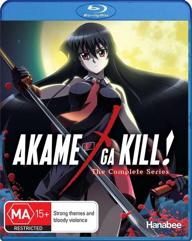 Akame Ga Kill - Complete Series Blu-Ray      When Tatsumi set off for...