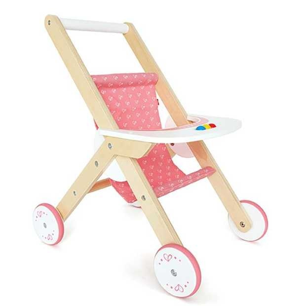 This classic stroller lets your child take dolly for a walk around the block or all through the...