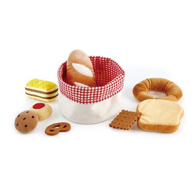 Fill your basket with a whole bakery of bread for you and your friends! Includes one piece of...