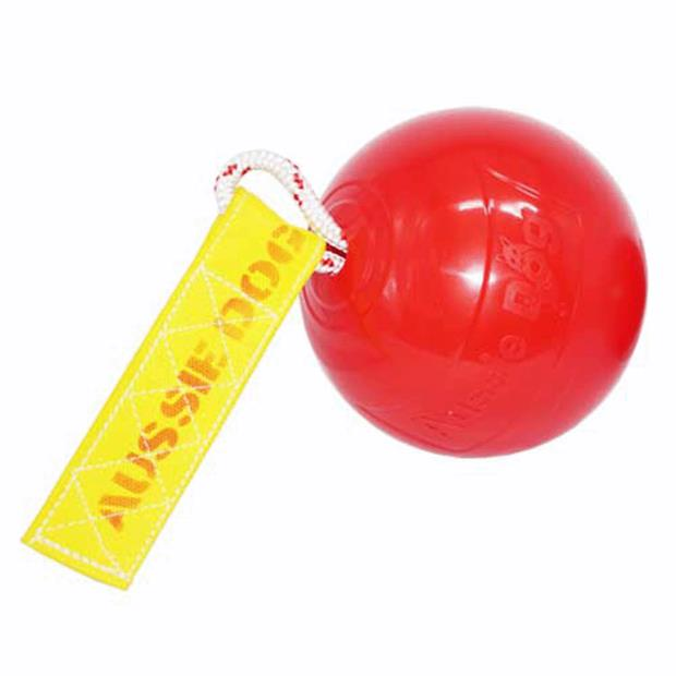Aussie Dog Roady Ball Each Pet: Horse Size: 1kg  Rich Description: Aussie Dog toys are durable non...