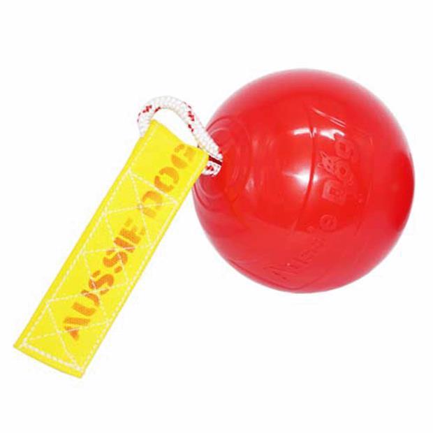 Aussie Dog Roady Ball Each Pet: Horse Size: 1kg  Rich Description: Aussie Dog toys are durable non...