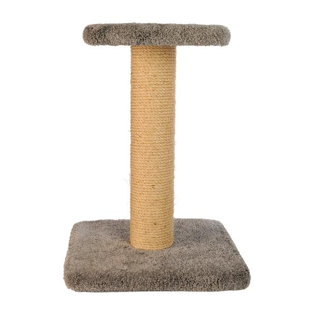 Paws For Life Cat Scratching Post Junior Tan Each Pet: Cat Category: Cat Supplies  Size: 5.7kg  Rich...