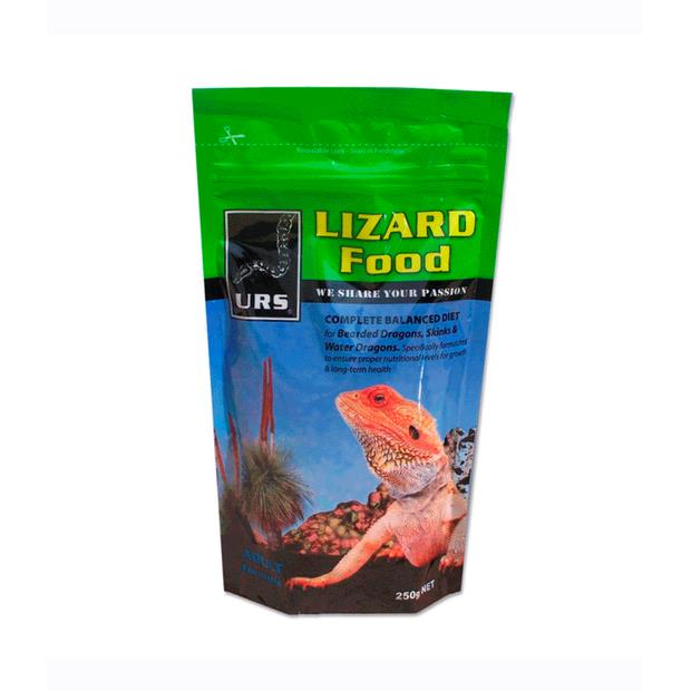 Urs Lizard Food Adult 250g Pet: Reptile Category: Reptile & Amphibian Supplies  Size: 0.3kg  Rich...