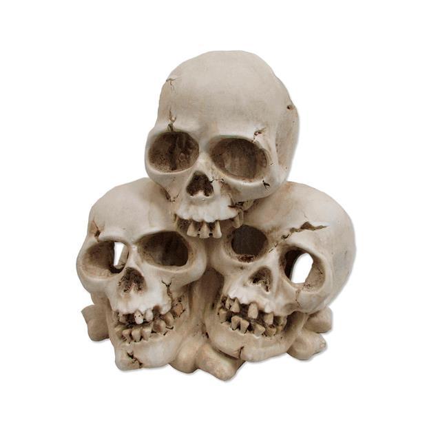 Ipetz 3 Skull Cave Each Pet: Reptile Category: Reptile & Amphibian Supplies  Size: 0.5kg  Rich...