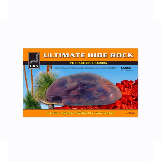 Urs Ultimate Hide Rock Medium Pet: Reptile Category: Reptile & Amphibian Supplies  Size: 2kg  Rich...