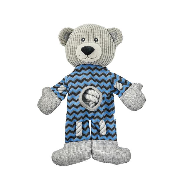 Paws For Life Rope Bear Each Pet: Dog Category: Dog Supplies  Size: 0.3kg  Rich Description: Paws for...