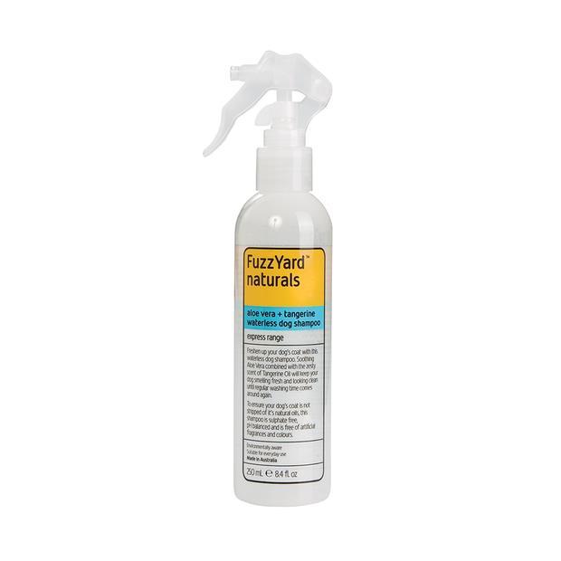 Fuzzyard Waterless Shampoo 220ml Pet: Dog Category: Dog Supplies  Size: 0.3kg  Rich Description:...