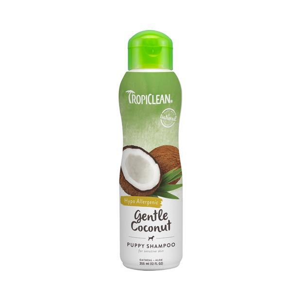 Tropiclean Shampoo Gentle Coconut 355ml Pet: Dog Category: Dog Supplies  Size: 0.3kg  Rich Description:...