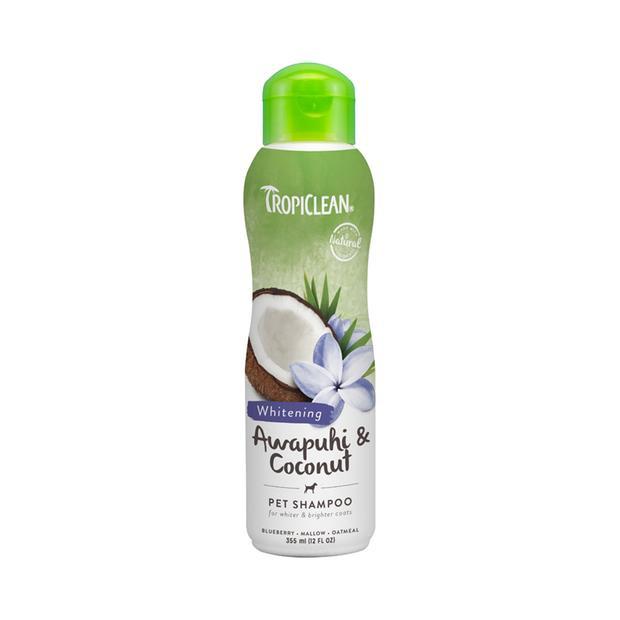 Tropiclean Shampoo Awapuhi Coconut 355ml Pet: Dog Category: Dog Supplies  Size: 0.3kg  Rich...