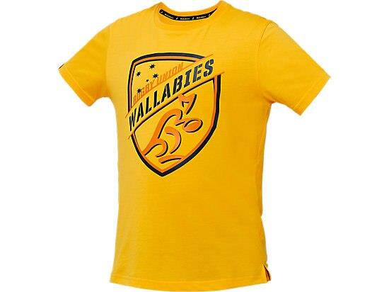 Support the Wallabies in our WALLABIES AIR RAID TEE.FeaturesSoft TouchLightweight soft jersey...