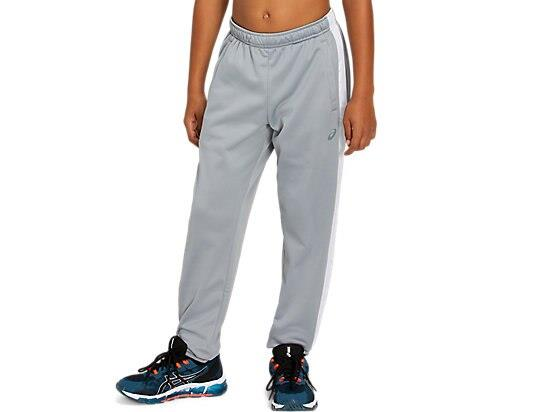 Comfy and practical, the kid's BRUSHED FLEECE PANT are a great essentials for your little athlete's...
