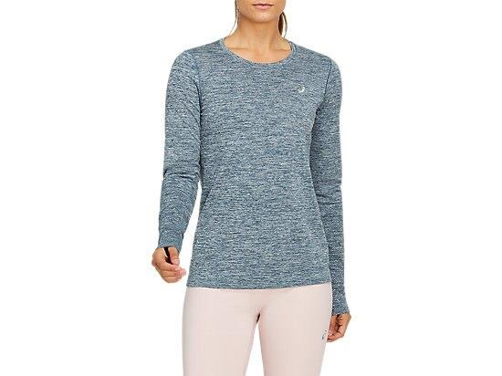 Designed with a premium knit fabric that promotes breathability, the RACE SEAMLESS LONG SLEEVED...