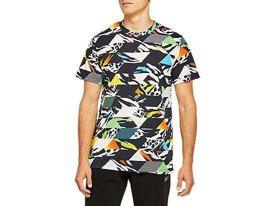 Constructed with a crew neck design that's made with a jersey fabric blend, the JERSEY SHORT SLEEVED...