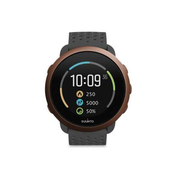 The Suunto 3 sports watch is designed to help you maintain a healthy, balanced lifestyle. Providing 24...