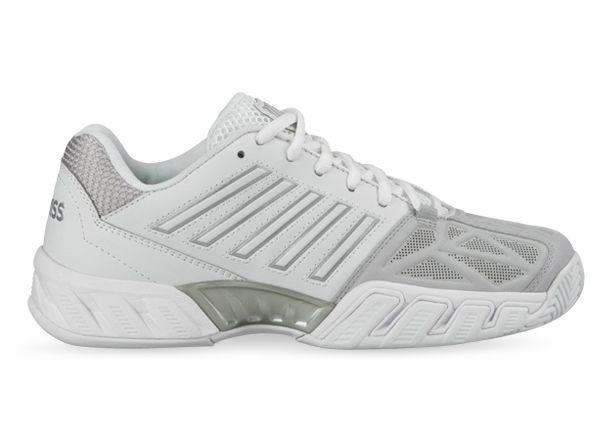 The K-Swiss Big Shot Light 3 is for players who demand high-end performance on the court. Designed with...