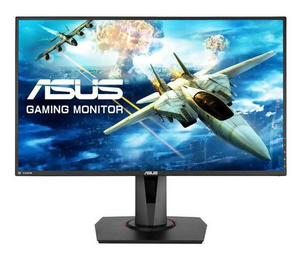 Ultra-fast 165Hz refresh rate Adaptive-Sync technology Certified as G-SYNC Compatible Enabling VRR...
