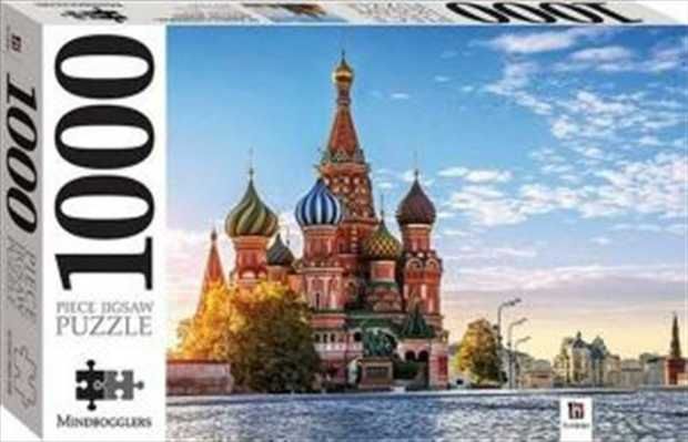 Presenting a new collection of 1000 piece jigsaws from our bestselling Mindbogglers series. Featuring 8...