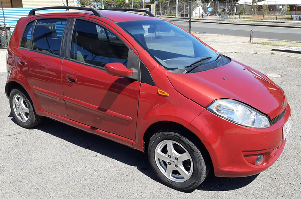 EXCITING MICRO HATCH5 door man a/con power steer dualAir bag c/l e/mirrors 1.3 4 cyl new tyresR.W.C...