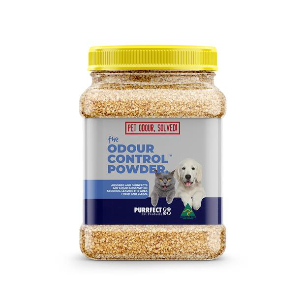 Purrfect Pet Products Odour Control Powder 200g Pet: Dog Category: Dog Supplies  Size: 0.3kg  Rich...