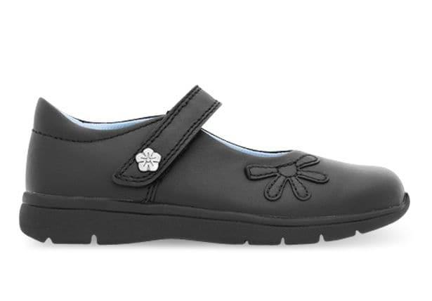 Girls starting school require a supportive, yet very flexible shoe to assist in the development of...