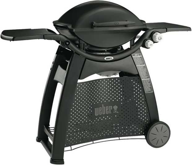 The Weber Family Q BBQ 56010124 is the ultimate home entertaining tool. Food is cooked really quickly...