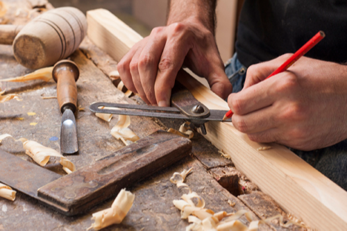 Full time. Applicant must be self-motivated and have an interest in wood work.Youth wages apply.
