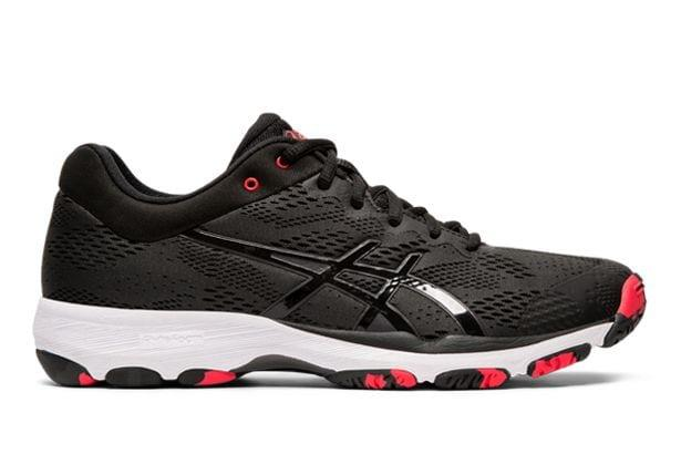 The Asics Womens Netburner Professional is a super lightweight netball shoe, designed to offer the look...