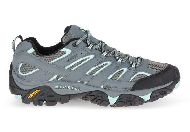 The Merrell Moab 2 Gore-Tex is a lightweight outdoors shoe and is excellent for hiking, trail walking...