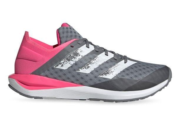 The Adidas Faito is designed for lightweight cushioning, and all-day support. These junior adidas...