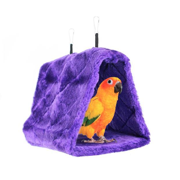 Bird Toy Hammock Small Pet: Bird Category: Bird Supplies  Size: 0.1kg  Rich Description: Recommended...