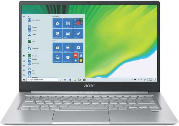 This Acer laptop's 2.3 GHz processor enables you to ensure fast application performance. It has 8 GB of...