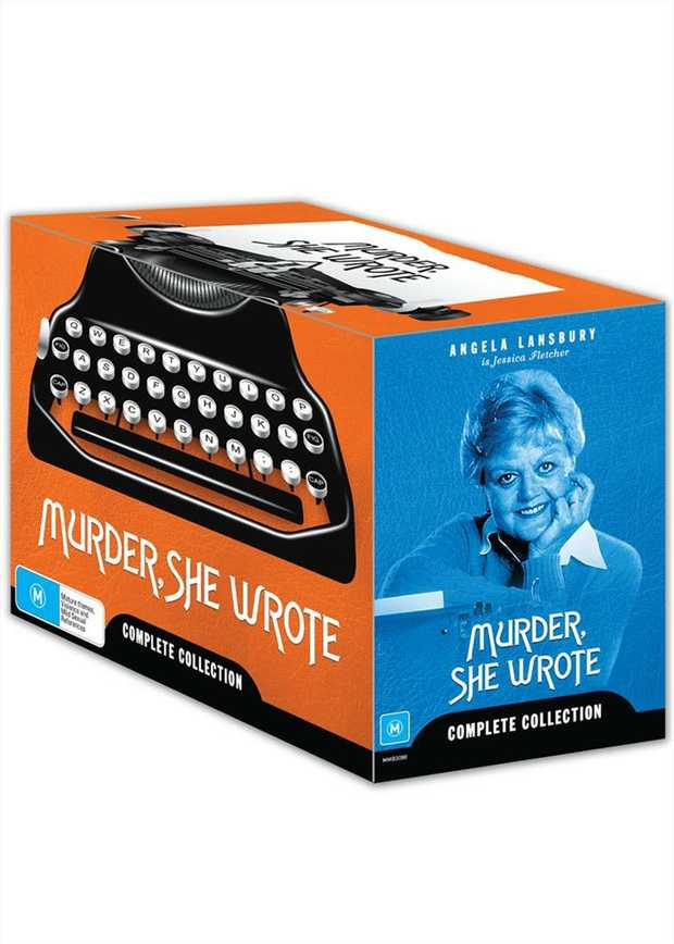 Television's favourite amateur sleuth, Jessica Fletcher, is back on the case...  Angela Lansbury...