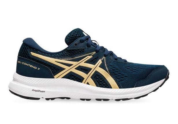 The Asics Gel Contend 7 utilises cushioned materials for excellent comfort. Made for runners seeking a...
