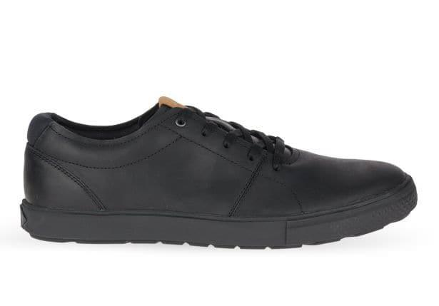 Look the part in the Merrell Barkley casual shoe. Featuring full-grain leather upper, with a Merrell...