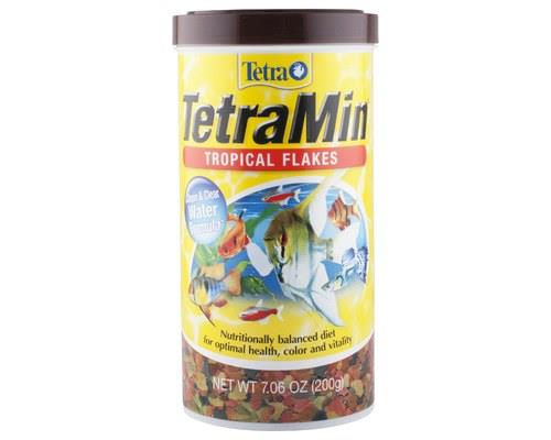 The world's favorite fish food continues to be an innovation leader. Today's TetraMin®...
