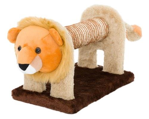 LULU'S WORLD LION CAT SCRATCHERRoar! Is it playtime yet? Of course it is. Let your cat show off their...