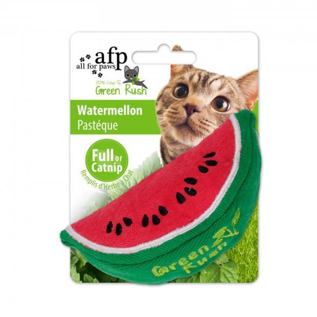 Afp Green Rush Watermelon Cat Toy Each Pet: Cat Category: Cat Supplies  Size: 0kg  Rich Description:...