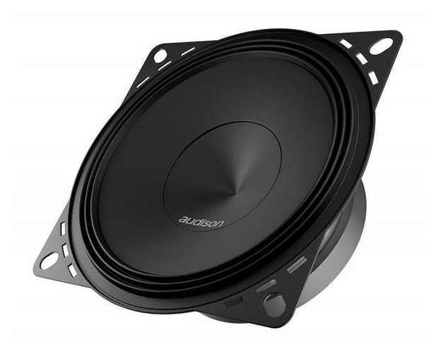 The AP 4 midbass offers very extended frequency response, both in high and low frequencies, combined...