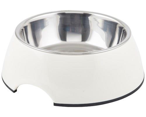 CATIT MELAMINE BOWL 350ML - SMALL WHITESize:13cm x 3cmHolds:350mlThe Catit 2-in-1 cat bowl...