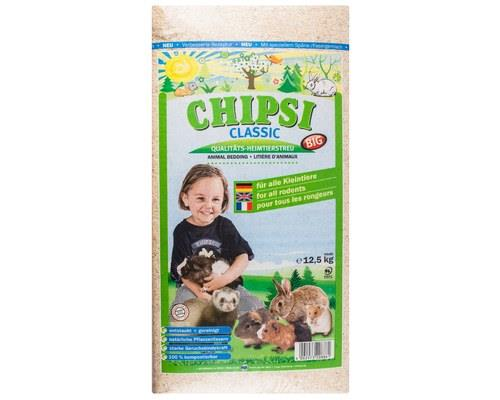 CHIPSI CLASSIC 12.5KGFor a highly compressed, softwood mix of shavings, try Chipsi...